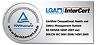 LGA InterCert Logo